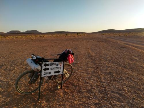 MBA-2020: Merzouga to Tagounite (part 3)